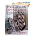 Изображение Jelly Roll Quilts: 12 Modern Quilt Patterns from Vintage Patchwork…