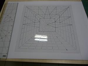 Изображение Трафарет квадратный